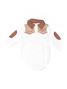 Babyworks Long Sleeve Onesie Size 3-6 mo