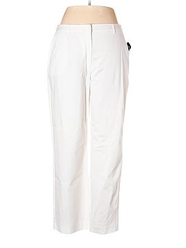 Kim Rogers Khakis Size 14