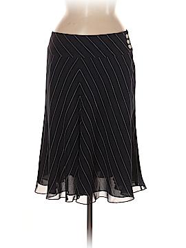 Lauren by Ralph Lauren Silk Skirt Size 6 (Petite)