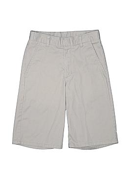 Nautica Khaki Shorts Size 14 (Slim)