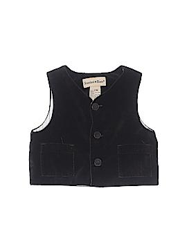 Standard blues Tuxedo Vest Size 12 mo