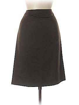 J. Crew Wool Skirt Size 8 (Petite)