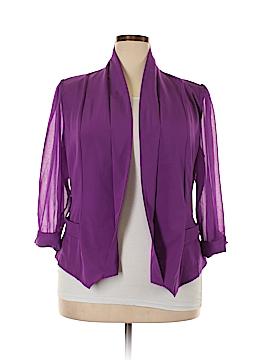 City Chic Jacket Size 24 Plus (XxL) (Plus)