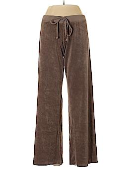 Juicy Couture Velour Pants Size XL