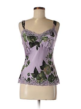 Karen Kane Sleeveless Silk Top Size 10