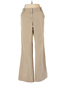 J. Crew Khakis Size 4