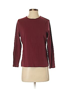 Relativity Long Sleeve T-Shirt Size M (Petite)