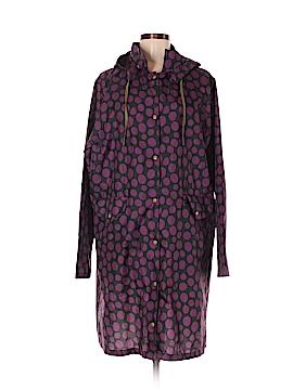 Laura Ashley Raincoat Size Med - Lg
