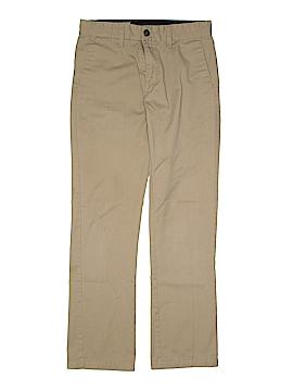 Volcom Khakis Size 14
