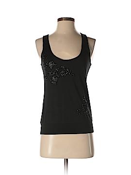 Massimo Dutti Sleeveless Silk Top Size S
