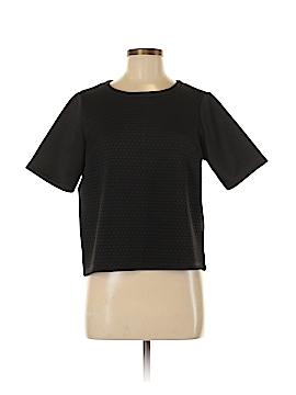 ABS Allen Schwartz Short Sleeve Top Size M