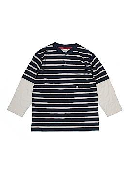 Talbots Long Sleeve Henley Size 8