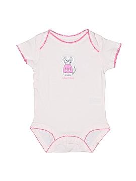 Tiny Tillia Short Sleeve Onesie Size 3-6 mo