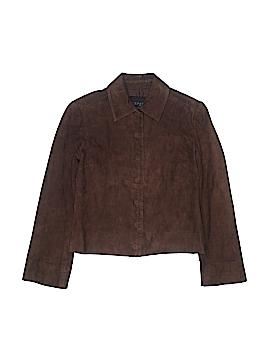Express Leather Jacket Size 1/2