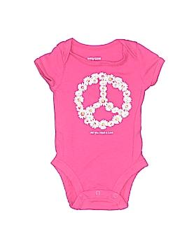 Amy Coe Long Sleeve Onesie Newborn