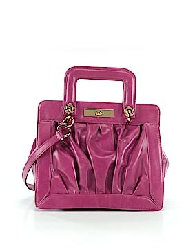 Tosca Blu Leather Satchel One Size