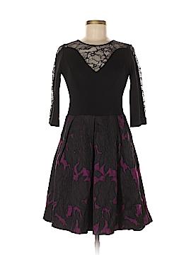 Yoana Baraschi Blue Cocktail Dress Size 6