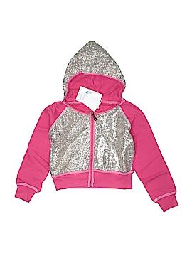 Ooh La La Couture Zip Up Hoodie Size 6
