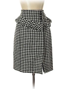 Nanette Lepore Wool Skirt Size 10