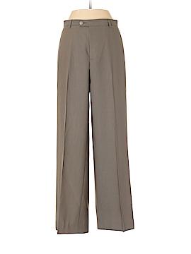 Barry Bricken Wool Pants Size 4