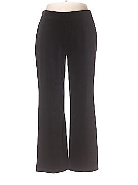 Lauren by Ralph Lauren Velour Pants Size L