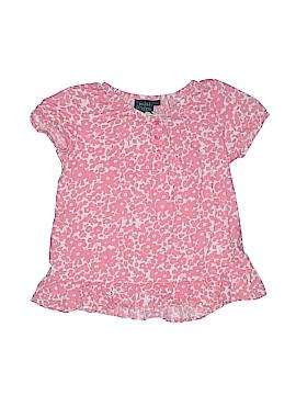 Mini Boden Short Sleeve Blouse Size 7 - 8