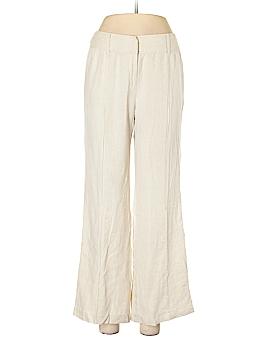 Style&Co Linen Pants Size 10 (Petite)
