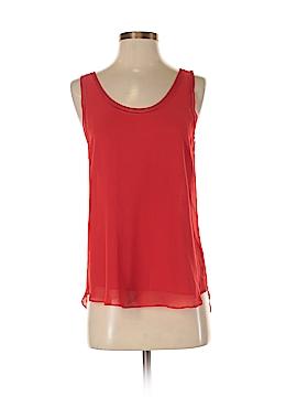 Babaton Sleeveless Silk Top Size S