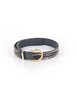 Salvatore Ferragamo Leather Belt Size XS