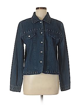 Life Style Denim Jacket Size M