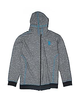 U.S. Polo Assn. Zip Up Hoodie Size 18