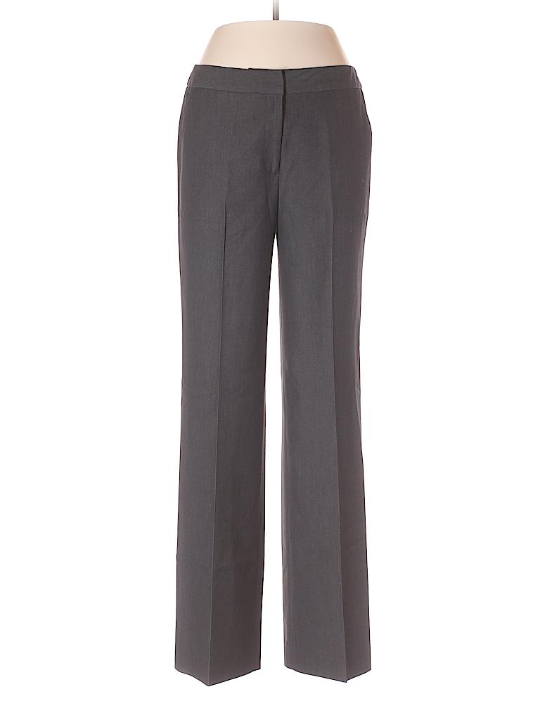 Nine West Solid Dark Blue Dress Pants Size 6 - 95% off  013de150e9