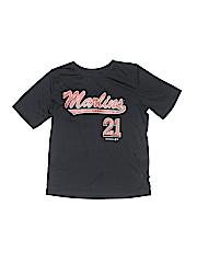Team Athletics Boys Short Sleeve T-Shirt Size M (Youth)