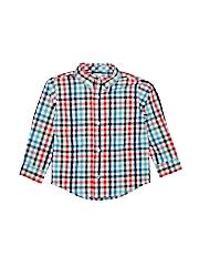 Gymboree Boys Long Sleeve Button-Down Shirt Size 3T