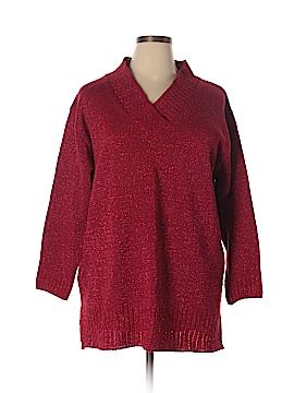Diane von Furstenberg Pullover Sweater Size 1X (Plus)