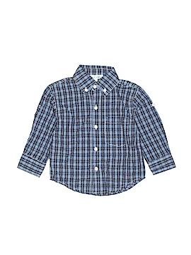 Jeanine Johnsen Long Sleeve Button-Down Shirt Size 12-18 mo