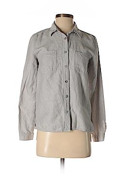 Mountain Hardwear Long Sleeve Button-Down Shirt Size S