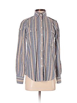 Gant Long Sleeve Button-Down Shirt Size 2