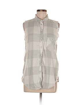 BDG Sleeveless Button-Down Shirt Size M