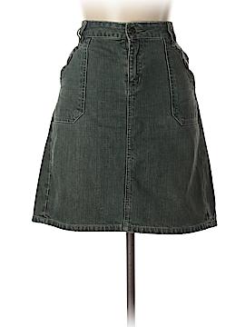 Earl Jean Denim Skirt Size M