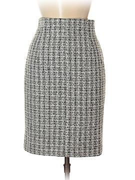 Pink Tartan Casual Skirt Size 2