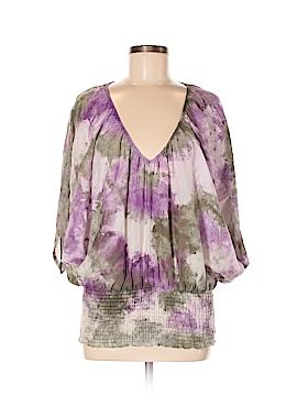 XCVI Short Sleeve Blouse Size XS