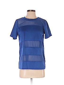 Gaze Short Sleeve Blouse Size XS