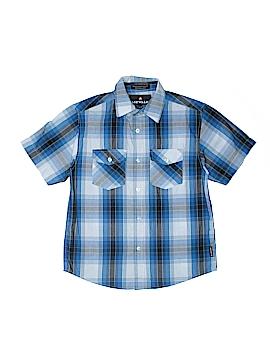 Airwalk Short Sleeve Button-Down Shirt Size 12