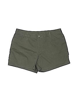 B. Moss Denim Shorts Size 12