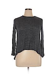 Love, Fire Women Long Sleeve T-Shirt Size XL