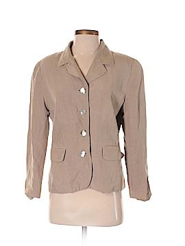 Express Silk Blazer Size 5 - 6 Petite (Petite)