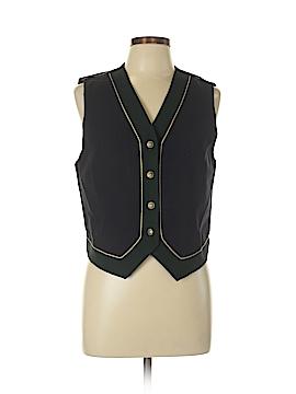 Liz Claiborne Tuxedo Vest Size 12