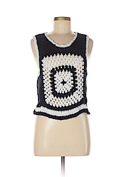 Trafaluc by Zara Sweater Vest Size M