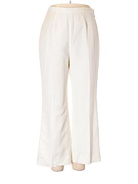 Rena Rowan Linen Pants Size 14